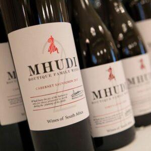 Mhudi Wine Farm South Africa